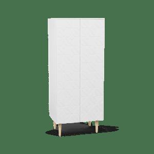 Skåp 60x128 Arty White